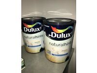 Dulux Jasmine white (5l) x2