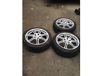 honda civic type r ep3 alloy wheel or wheels