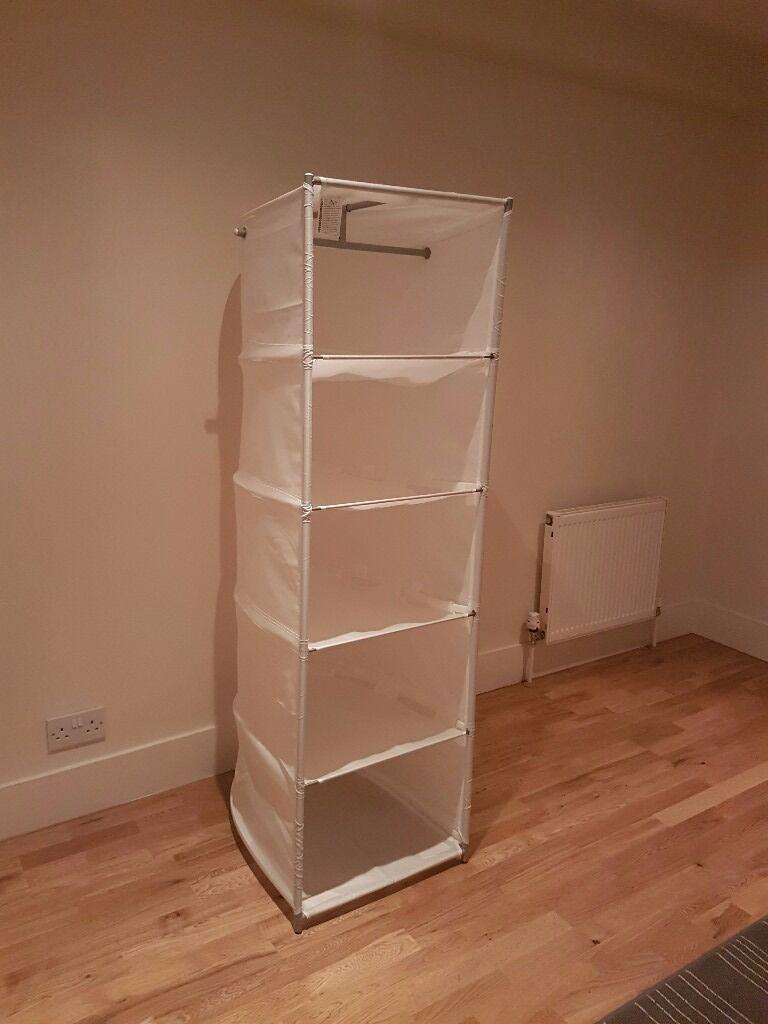 IKEA PS Wardrobe tidy, white FREE