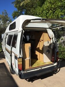 1988 Toyota Hiace Van/Campervan Redcliffe Redcliffe Area Preview