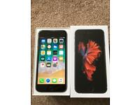 Apple iPhone 6s 128GB Space Grey Unlocked Sim free as New Condition.