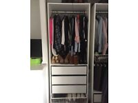 Ikea pax units two sizes in excellent condition