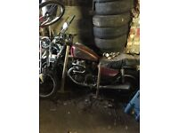 Honda 500 twin 1981 repair/ spares