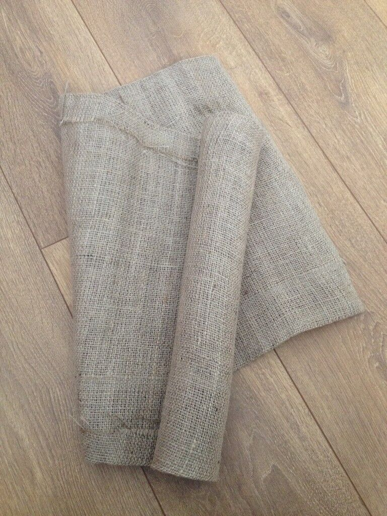 Jute and tule for Wedding