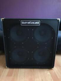 """Barefaced Four10 Bass Cabinet 4 X 10"""" 1000w rms 24kg RRP £950"""