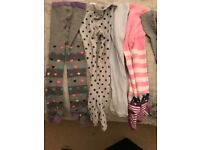 10 pairs of tights 8 age 3/4 years 2 age 4/5 bundle