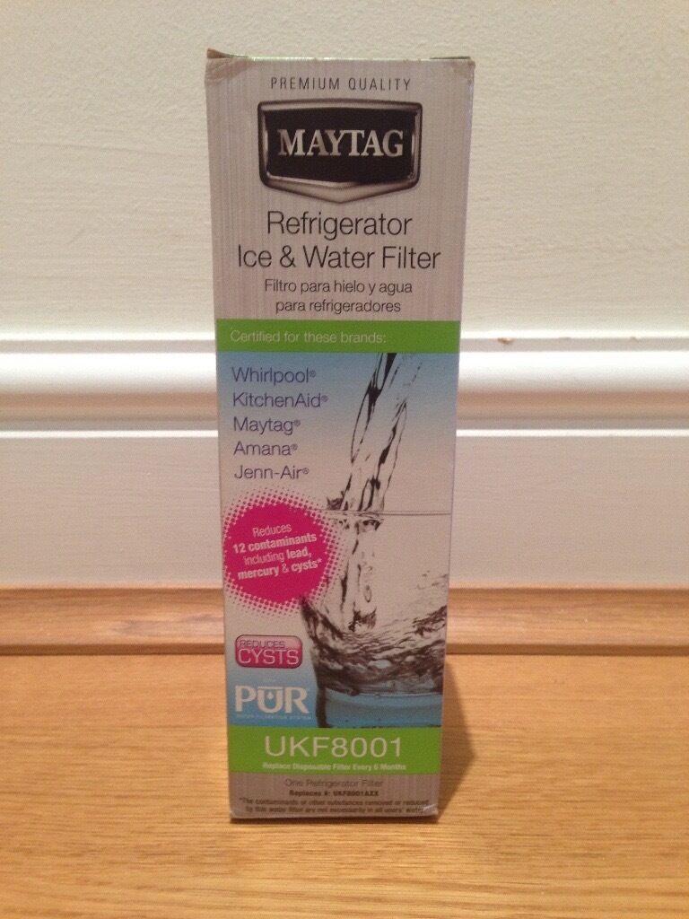 Refrigerator Ice & Water Filter UKF8001 - Never opened