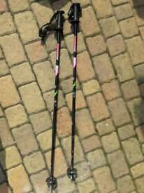 Pair of Rossignol Hiking sticks / walking poles