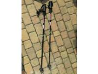 Pair of Rossignol Hiking sticks / walking poles