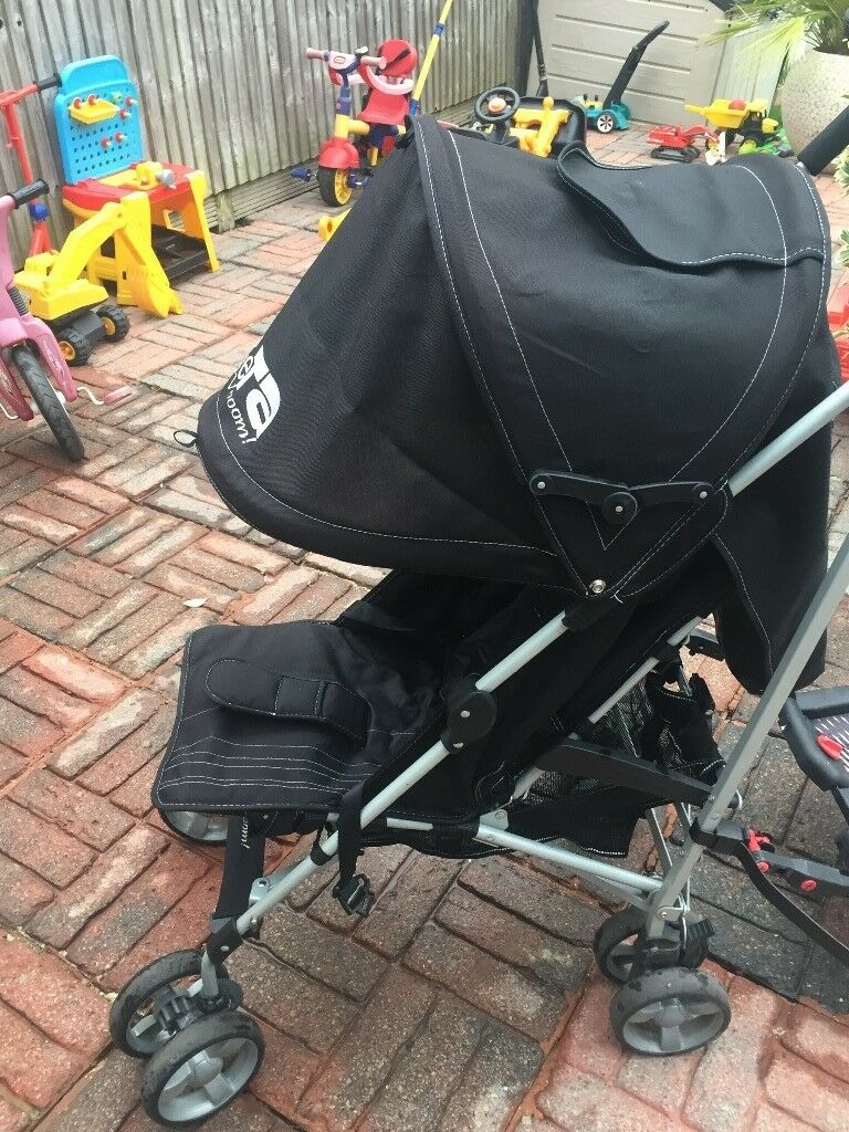 Zeta Vooom Stroller Pushchair
