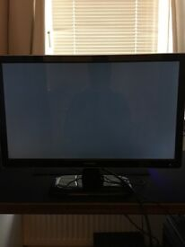 """Hazro HZ27WC 27"""" Widescreen LED LCD Monitor, built-in Speakers"""