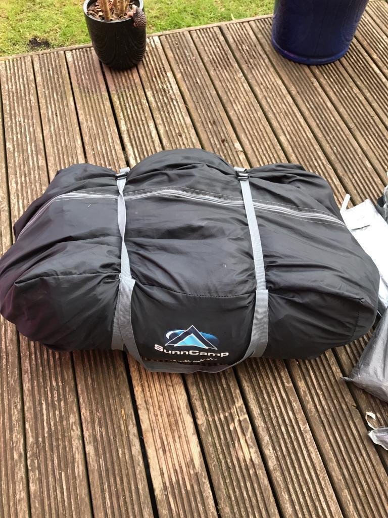 Awning Sunncamp Platinum Ultima 390 Plus Collection Only
