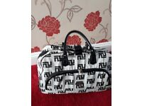 Holdall bag nearly new