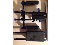 LIKE NEW - NEEWER DSLR/SLR/CAMCORDER SHOULDER RIG