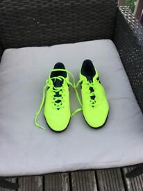 Adidas X Astro turf boots