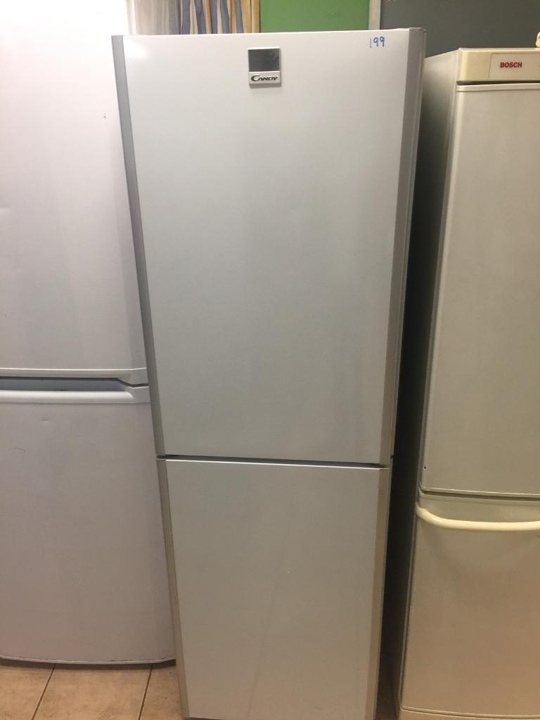 1.candy fridge freezer in very good condition