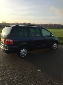 Ford Galaxy Automatic 7 seater Low Mileage 2005
