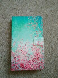 Cherry blossom tablet case