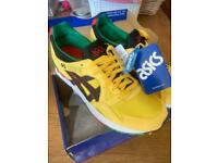 Brand new ASICS trainers