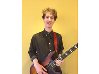 Friendly and Experienced Bass Guitar and Music Tution - Bristol Bass Lessons