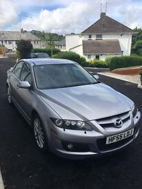 Mazda 6 Mps (full service history 3 owners)swap for accord or Lexus 220d?
