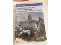 The American Civil War (Textbook; Fourth Edition) - Alan Farmer