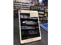 Apple iPad Mini 3 64GB White/Gold WiFi -- Unlocked