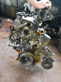 BARE ENGINE MERCEDES SPRINTER 311 2.2