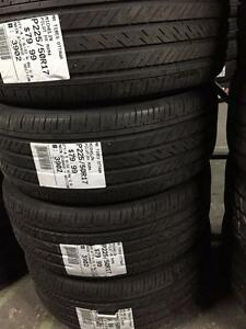 225/50/17 Michelin Pilot HX MXM4  (All Season)