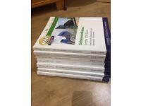 CFA Level 1 Books and Practice Exams - £50