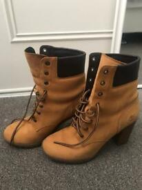 Timberlands size 7