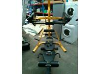 Powertec lever gym