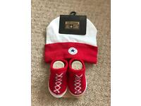 Converse baby set - one size