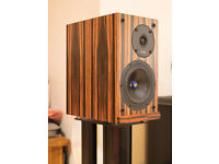 ProAc Response D1 standmount / bookshelf monitor speakers : RRP on these was £1800