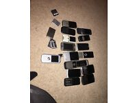 Job lot of phones