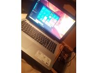 Asus '15inch laptop (used twice, just like new)