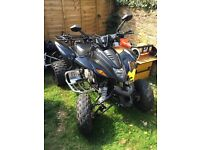 DINLI QUADZILLA 450 SPORT ROAD LEGAL QUAD