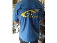 Subaru Replica short sleeved shirt