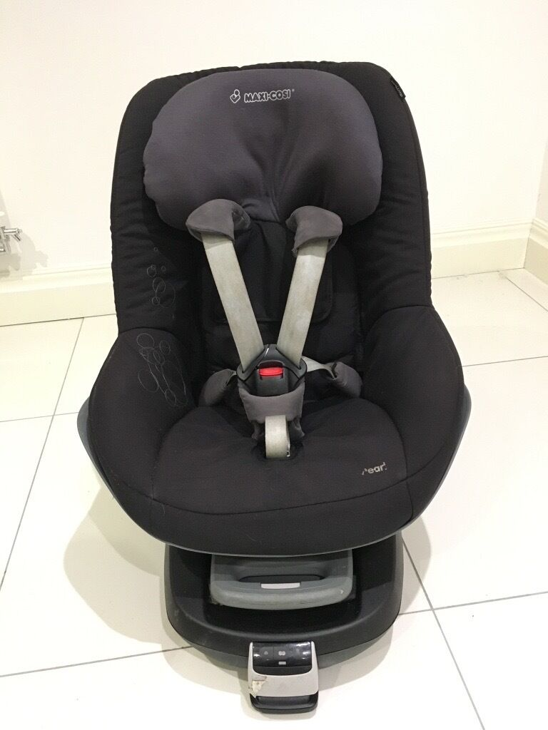 Maxi Cosi Pearl ISOFIX Toddler Car Seat With Free FamilyFix Base If Required