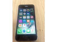 iPhone SE 64GB Space Grey on EE