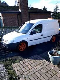 2002 Opel Combo Diesel