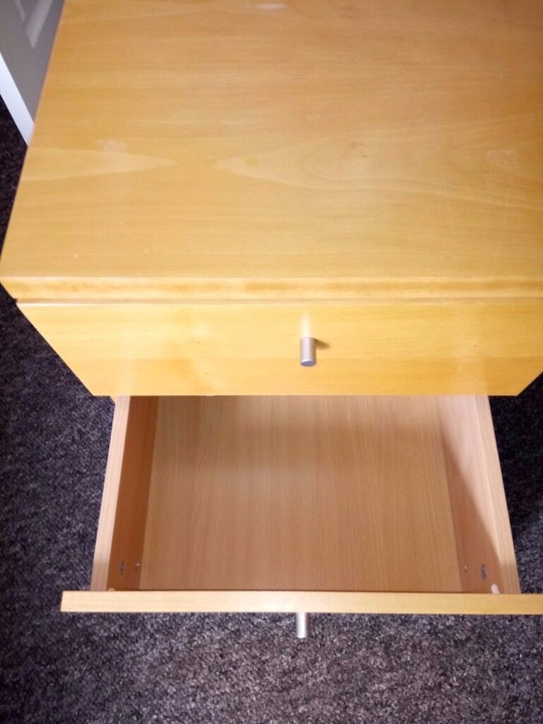 Argos Chest of 2 drawers bedside table £15