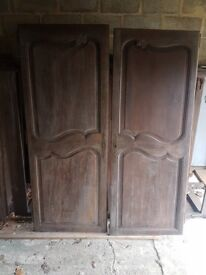 Beautiful French armoire!
