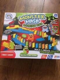 Monster mash domino run brand-new