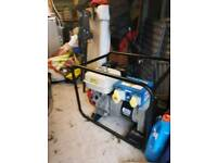 Honda 5kva stephill petrol generator