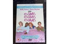 * GIMME GIMME GIMME Complete DVD Collection Box Set ~ Brand New & Sealed *
