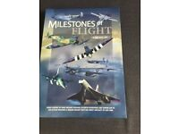 MILESTONES IN AVIATION X 8 DVDS COLLECTION OF AVIATION