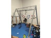 Trx training frame