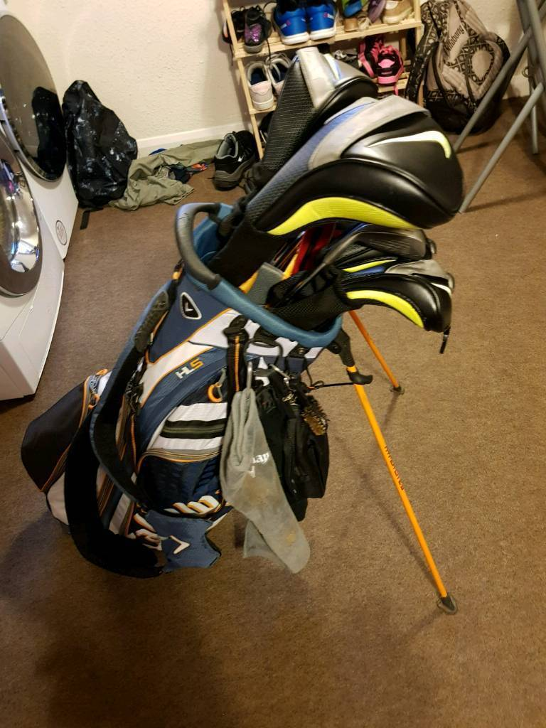 Nike Vapor Golf Clubs In Ibstock Leicestershire Gumtree