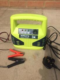 Sakura 8amp battery charger